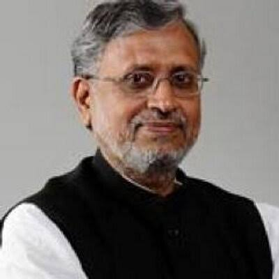 Sushil Modi, new chairman of Legislative Council Ethics Committee