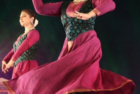 Konark Festival's Day 4: Kathak enchants audience with rhythmic ballets from epics