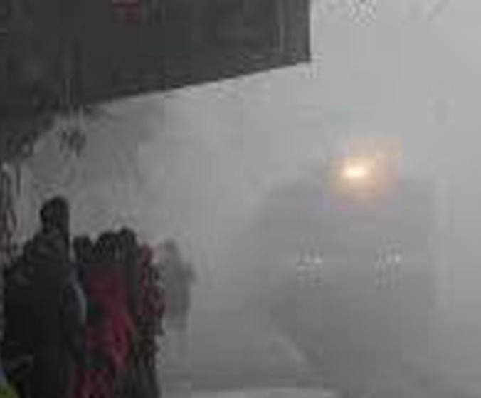 ECoR  copes with foggy weather in winter