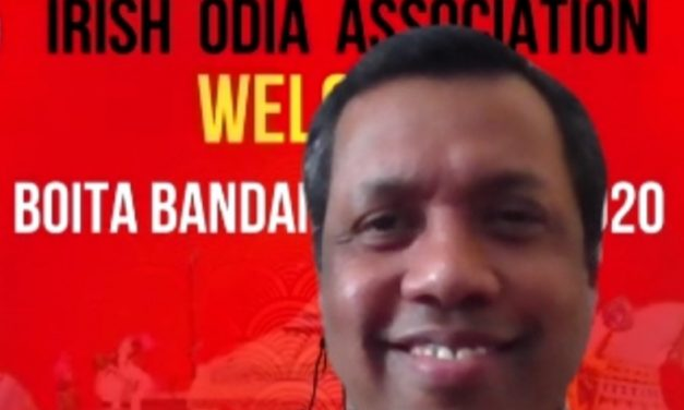 Irish Odia Association organised  Boita Bandana Ushav