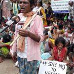Anti Vedanta movement tribal leader bags Human Dignity Award-2020