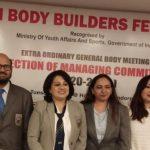 Odisha's Sumitra Tripathy Executive Member All India Body Builders Federation