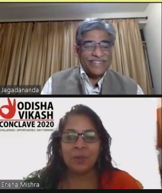 Odisha can be at forefront of socio-economic growth of India: Odisha Development Report
