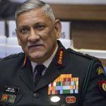 CDS chief  Bipin Rawat will address Odisha top cops on Sunday