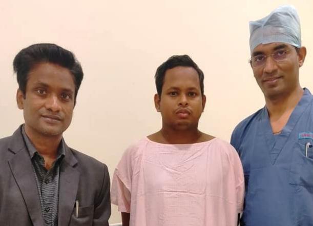Different Blood Groups, yet Kidney transplanted at AMRI Hospitals Bhubaneswar