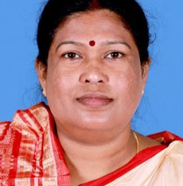 BJD women's wing president Snehangini Churia