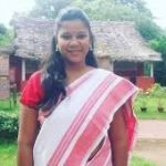Odia tribal girl Archana Soreng in world climate change youth group
