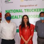 JSPL Launches Primary Eye Health Services for Truck Drivers
