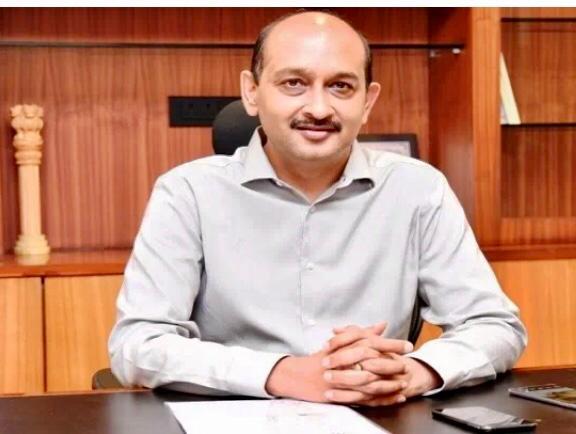 Subrat Sahu chief secretary of Chhattisgarh