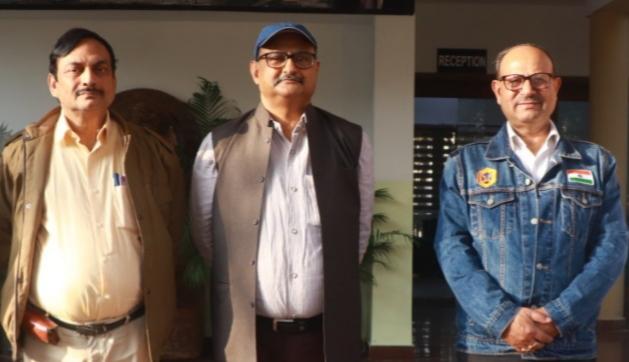 DRM Khurda Visits JSPL Angul, focuses on Effective Coordination
