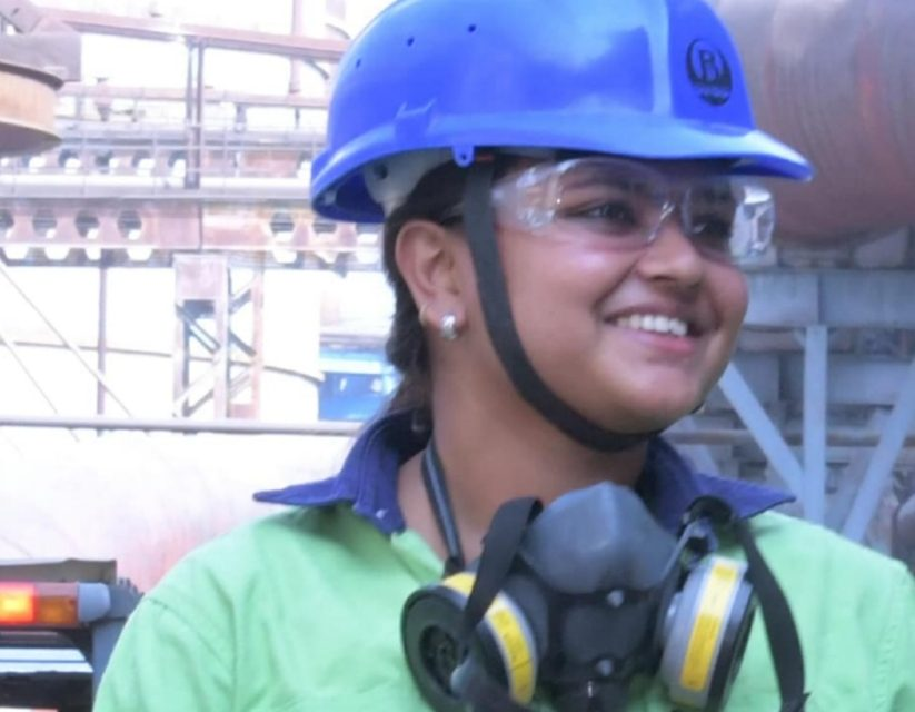 Vedanta's magnificent women & their machines