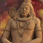 Int'l sand artist Manas Sahoo's Maha Shivratri offer