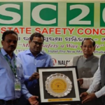 JSPL's TRB Mines Bags Kalinga Safety Excellence Award