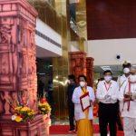 President Kovind inaugurates Super Specialty Hospital in the Rourkela Steel Plant