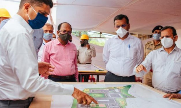 Odisha top officials reviewed Rs 450 crore Kandhamal medical college project