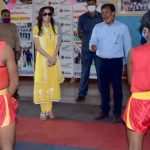 Give your best always- Shallu Jindal to Wushu players of Barbil