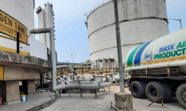 Odisha opens dedicated corridor for oxygen supply to India