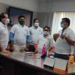 City ESI Hospital observed World No Tobacco Day