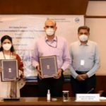 MoU for Sea Plane Services in India