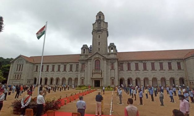QS World University Rankings: IISc Bengaluru1st in the World for research