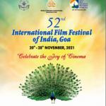 International Film Festival of India from Nov 20 at Goa