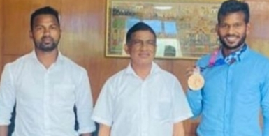 Olympian hockey player Rohitdas joins East Coast Rly as sports officer
