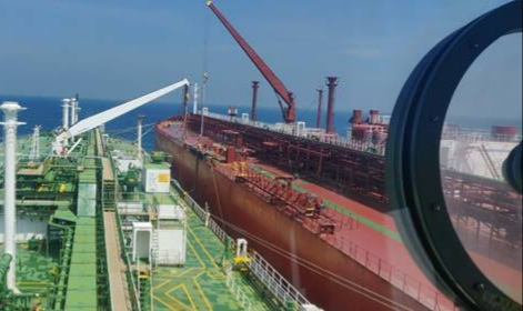 Kolata Port undertakes ship-to-ship operation for first time in major ports' history